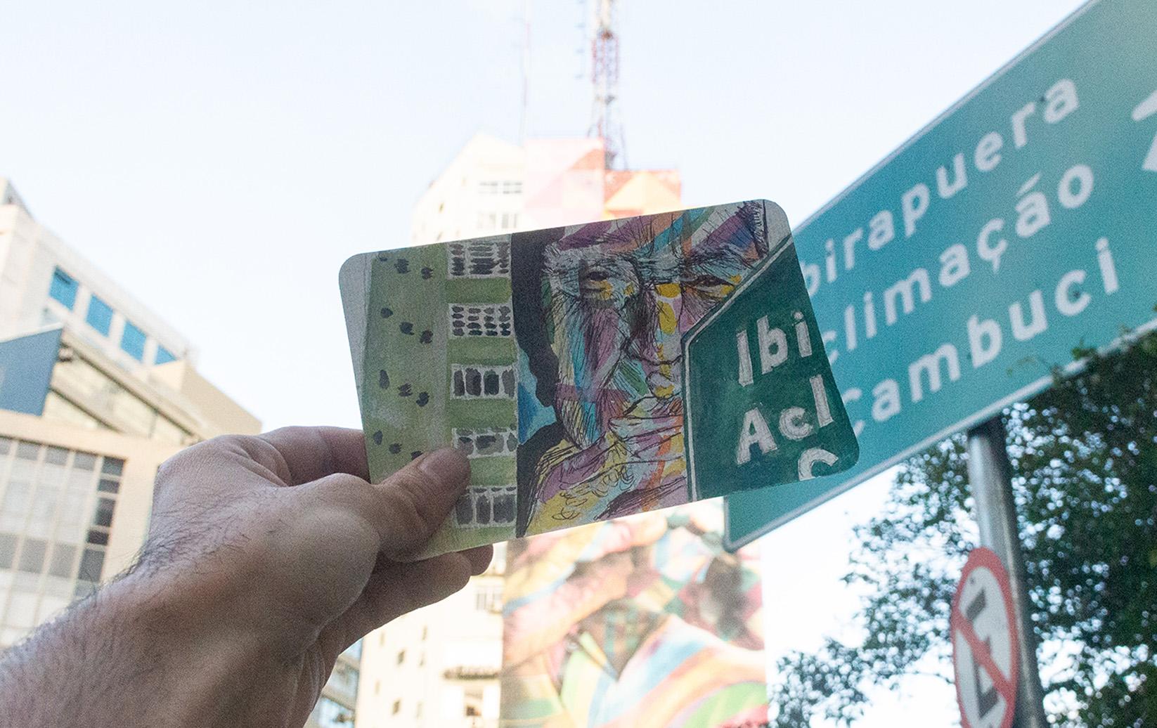 Não-Postais: Avenida Paulista